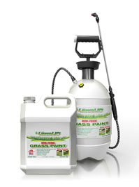 Lawn Paint Spray Bottle